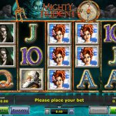 mighty trident slot game