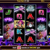 mild rockers slot game