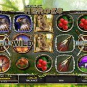 nordic heroes slot game