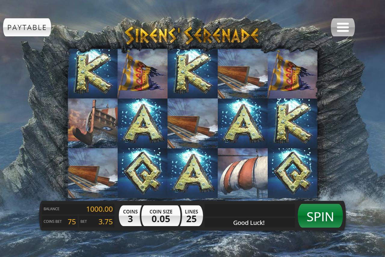 Spiele Sirens Serenade - Video Slots Online