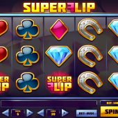 super flip slot game