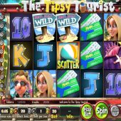 the tipsy tourist slot game