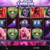 this is spinal tap slot game