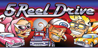 Cover art for 5 Reel Drive slot