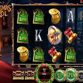 a christmas carol slot game