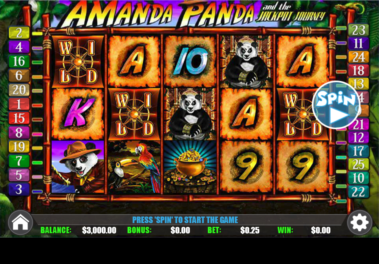 Asian4d Slot Game