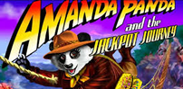 Cover art for Amanda Panda and The Jackpot Journey slot