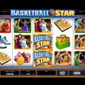 basketball star slot game