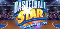 basketball star slot logo