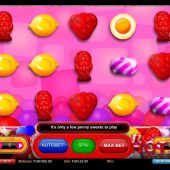 candy cash slot game