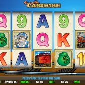 cash caboose slot game