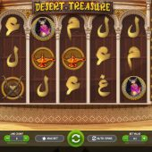 desert treasure slot game