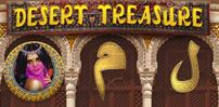 Cover art for Desert Treasure slot