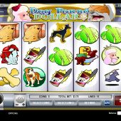 dog pound dollars slot game