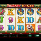 dragon dance slot game