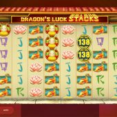dragons luck stacks slot