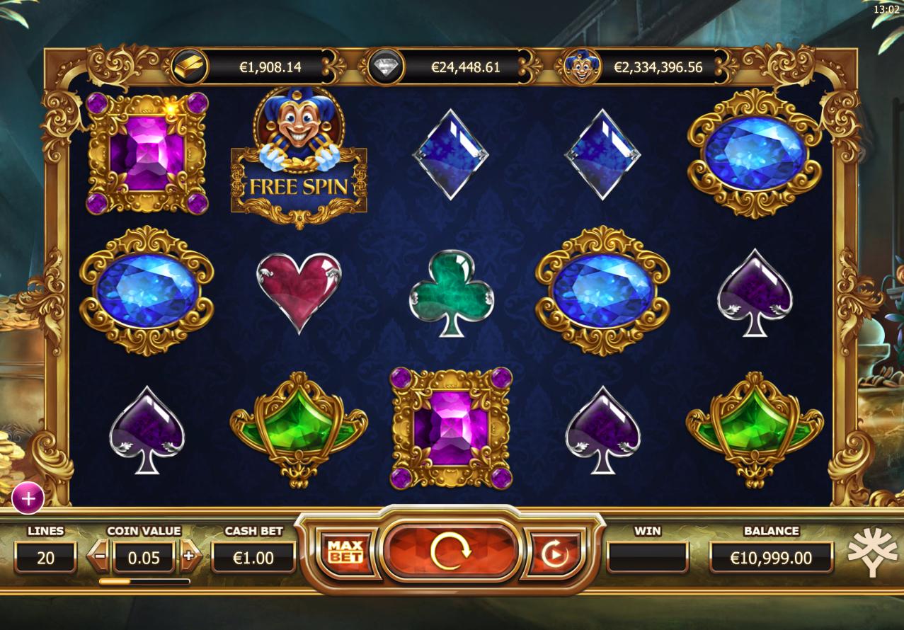 Empire Slot Game