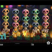 esqueleto explosivo slot game