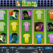 euro golden cup slot game