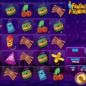 fantastic fireworks slot game