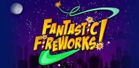 Cover art for Fantastic Fireworks slot