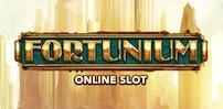 Cover art for Fortunium slot