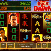 from dusk til dawn slot game