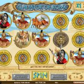 gladiator of rome slot game