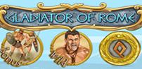 Cover art for Gladiator of Rome slot