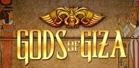 Cover art for Gods of Giza slot