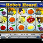 hobo's hoard slot game