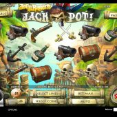 jolly roger's jackpot slot game