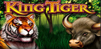 Cover art for King Tiger slot