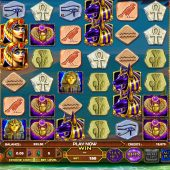legend of the nile slot game