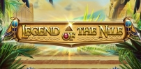 Cover art for Legend of the Nile slot