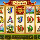little dragons slot game