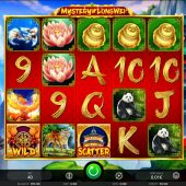 mystery of longwei slot game