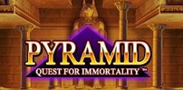 Cover art for Pyramid Quest for Immortality slot