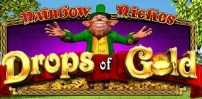 Cover art for Rainbow Riches Drops of Gold slot