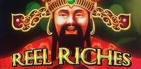 Cover art for Reel Riches Fortune Age slot