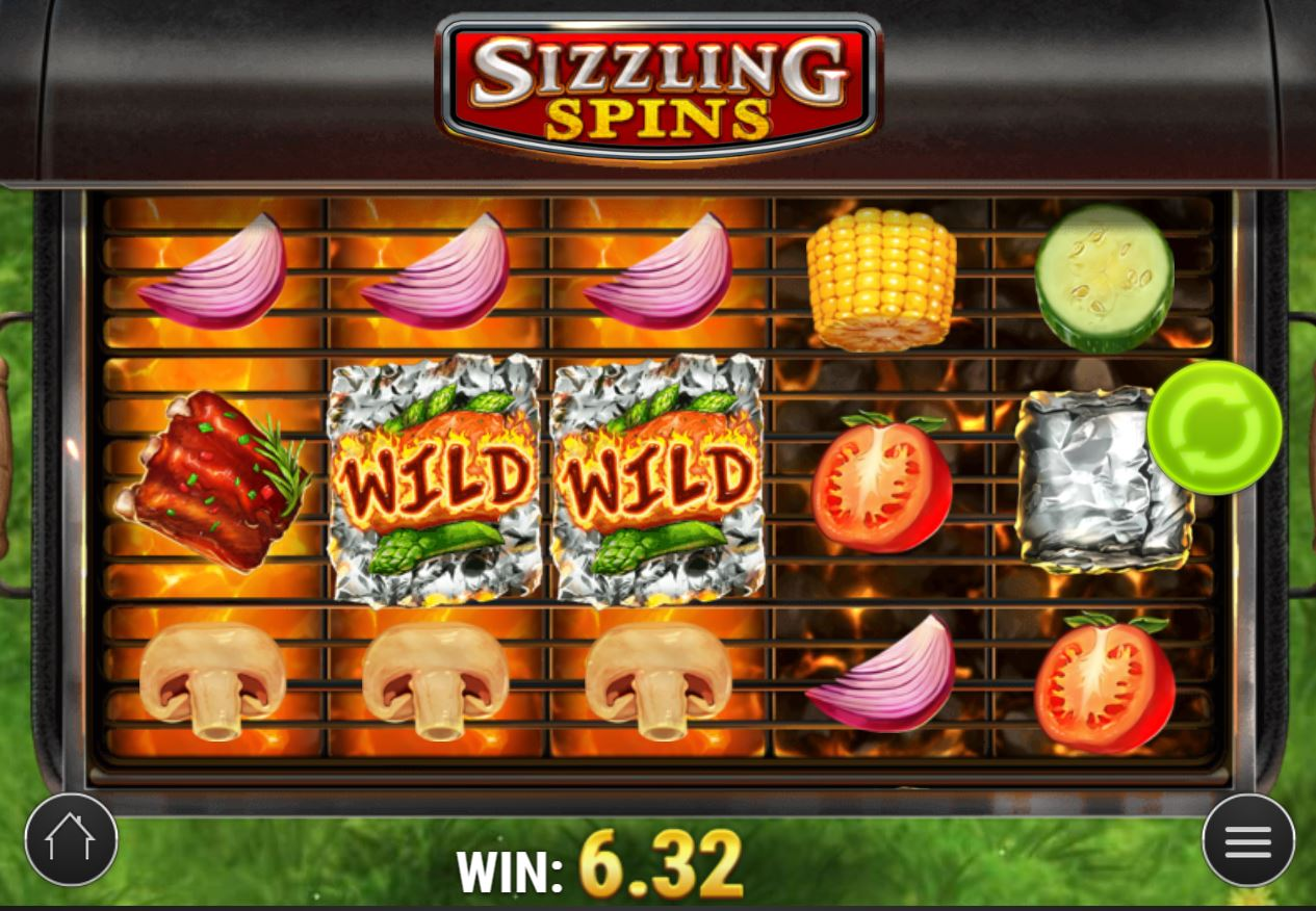 Spiele Sizzling Spins - Video Slots Online