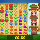 tiki fruits slot game