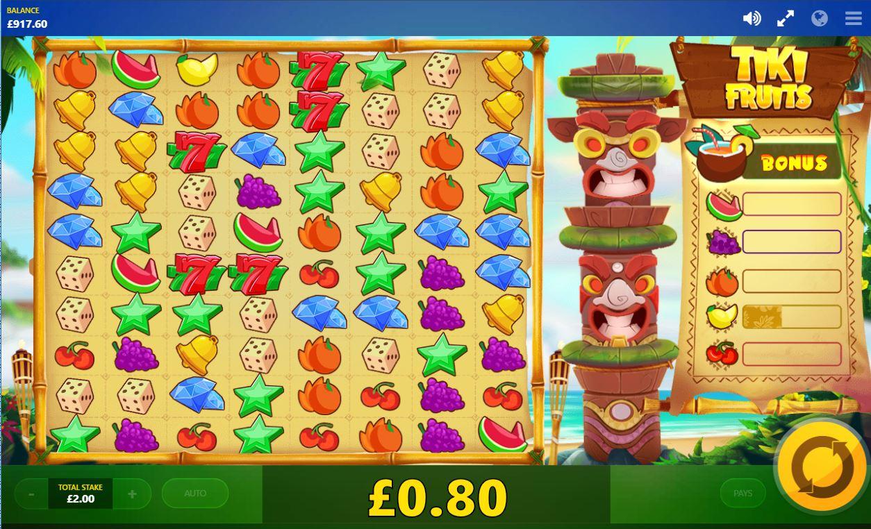 Spiele Tiki Fruits - Video Slots Online
