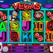 vintage vegas slot game