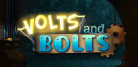 Cover art for Volts and Bolts slot