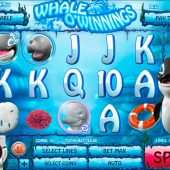 whale o' winnings slot game
