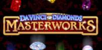 Cover art for Da Vinci Diamonds Masterworks slot