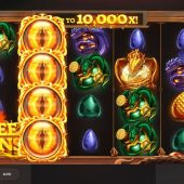 dragons fire slot game