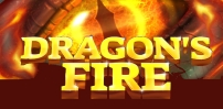 Cover art for Dragon's Fire slot