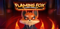 Cover art for Flaming Fox slot